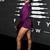 Halsey at the Savage x Fenty New York Fashion Week Show