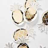 Meri Meri Pineapple Paper Plate Set