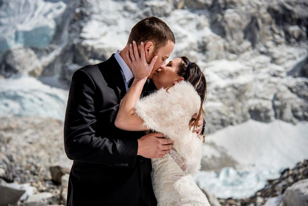 Mt. Everest Wedding