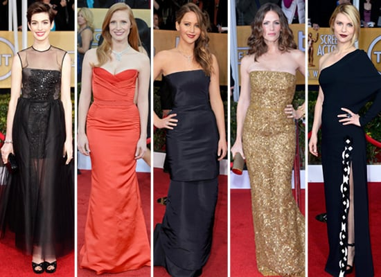 All the Ladies on the SAG Awards Red Carpet
