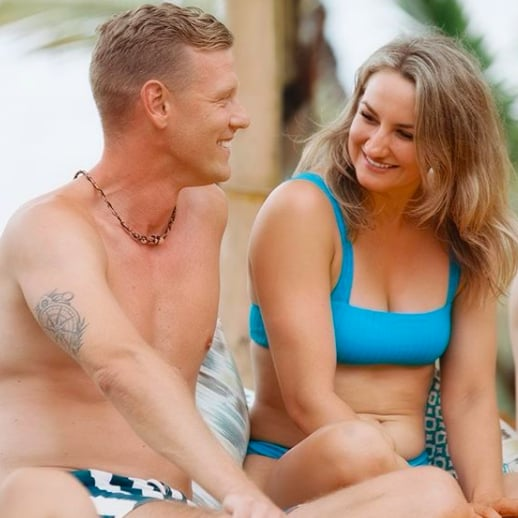 Glenn and Alisha Exit Interview Bachelor in Paradise