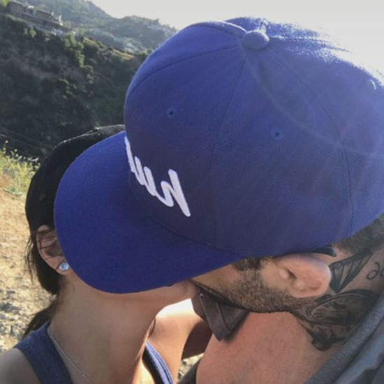 Demi Lovato Making Out With Boyfriend During a Hike