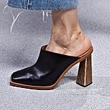Spring Shoe Trends 2020: Wood Work
