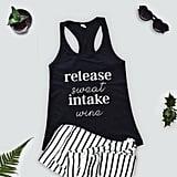 Release Sweat Tank Top