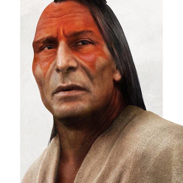 Chief Powhatan, Pocahontas's Dad