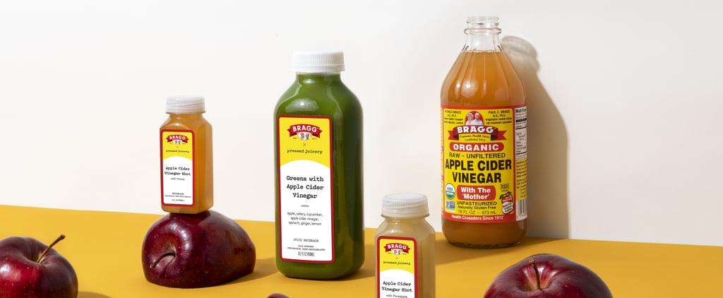 Pressed Juicery Apple Cider Vinegar Shots and Juices