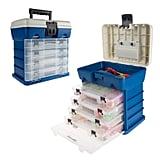 Storage Tool Box-Durable Organiser Utility Box-4 Drawers