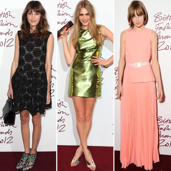 The 2012 British Fashion Awards: Who Wore What