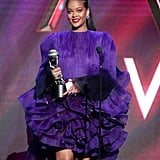 كلمة ريانا المؤثرة في حفل جوائز naacp للصور 2020