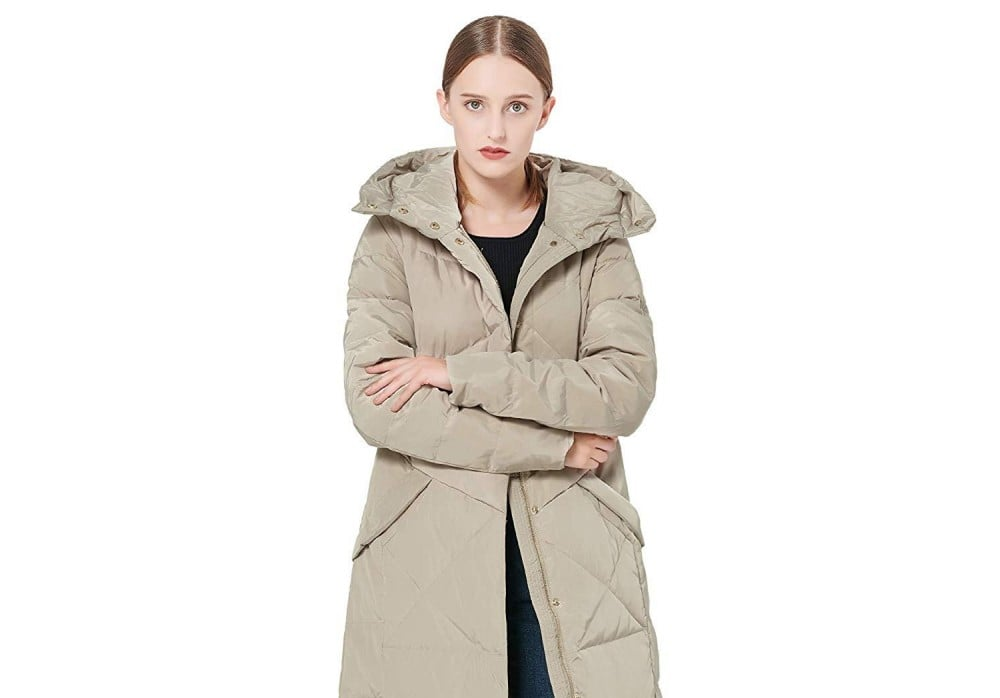 Amazon Orolay Long Coat