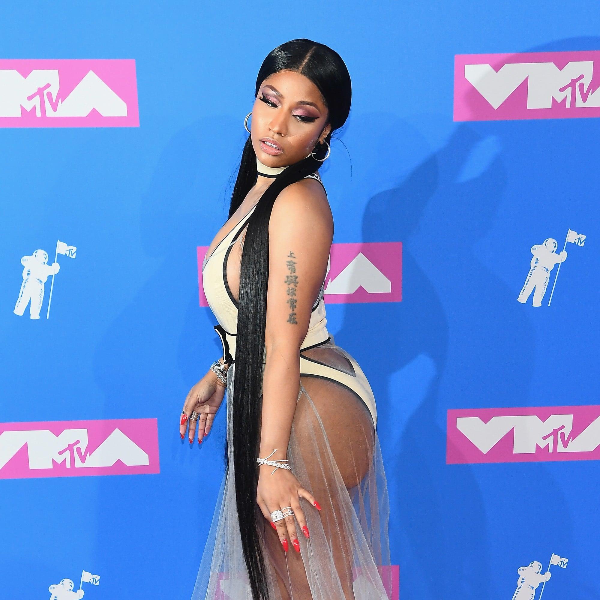 Minaj Nicki vma pictures video