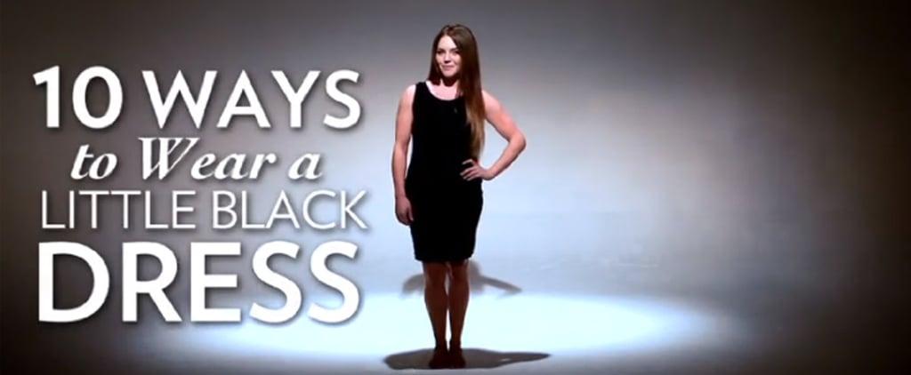 10 New Ways to Wear a Little Black Dress