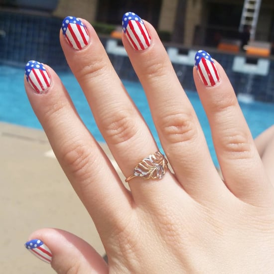July 4 Nail Art Ideas