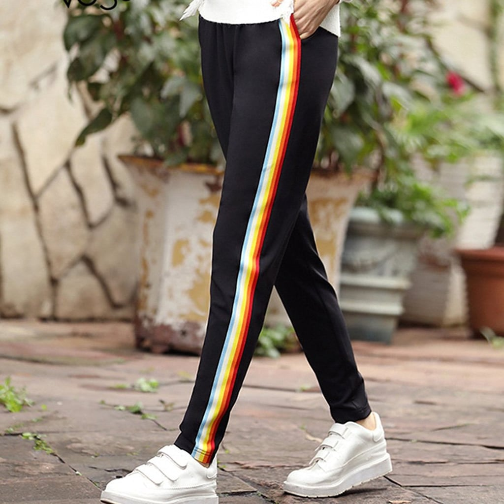 Roshop Stripes Track Pants