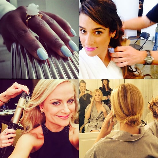 Celebrity Beauty Instagrams | Jan. 15, 2014