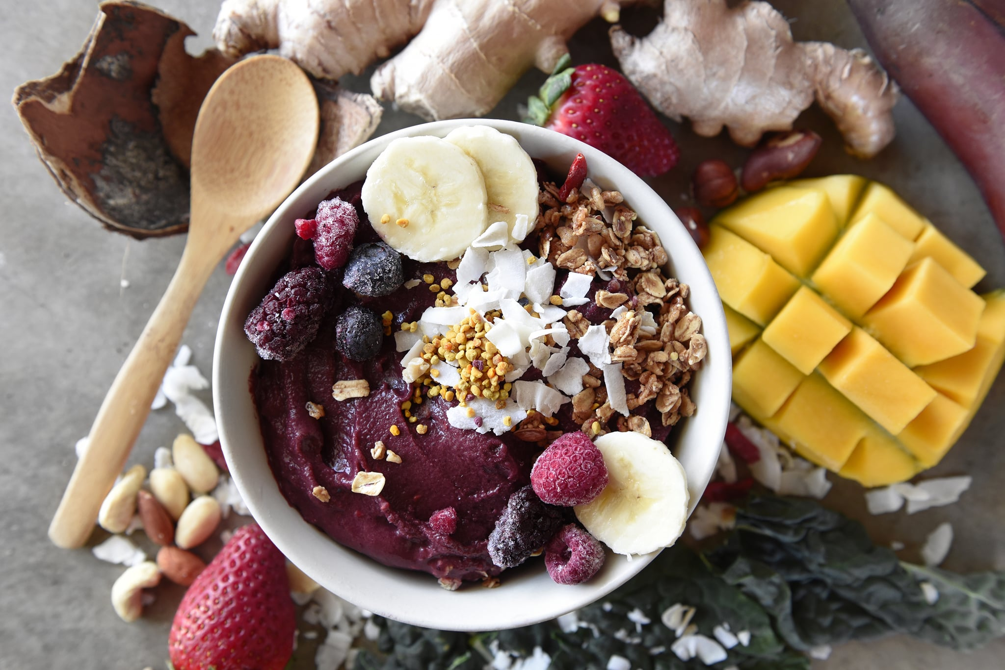 acai bowl recipes | Açaí, Tigelas - br.pinterest.com