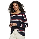 POPSUGAR Pocket Pullover Sweater