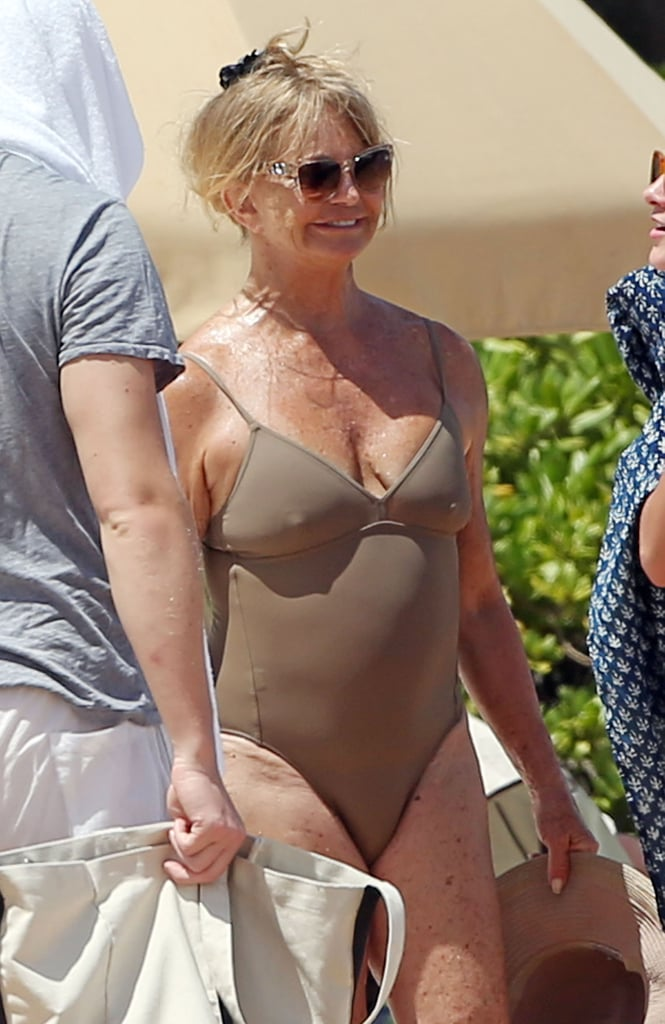 Goldie hawn swimsuit