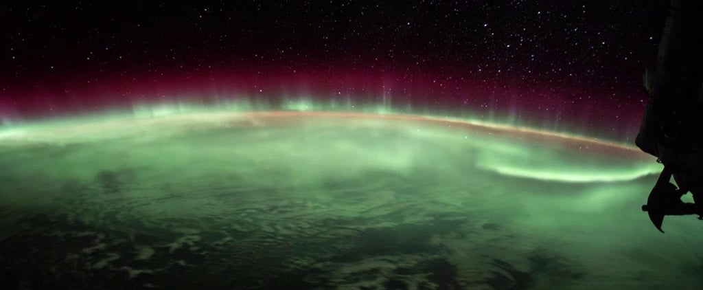 NASA Flew Over the Aurora Australis and Filmed a Hauntingly Beautiful Video