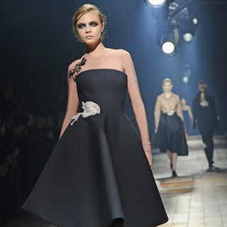 2013 Autumn Winter Paris Fashion Week: Lanvin Full Runway