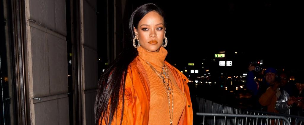 Rihanna Releases Fenty Playlists on Apple Music