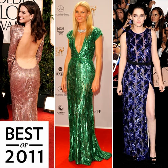 Sexiest Celebrity Red-Carpet Looks of 2011