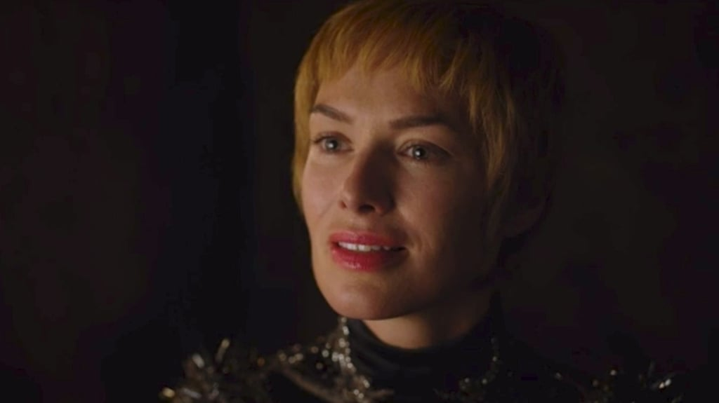 """Let's Take a Moment to Appreciate Cersei's Poisonous """"Lipstick"""" Shade"""