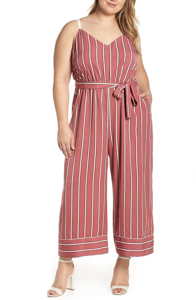 Leith Piped Cami Jumpsuit