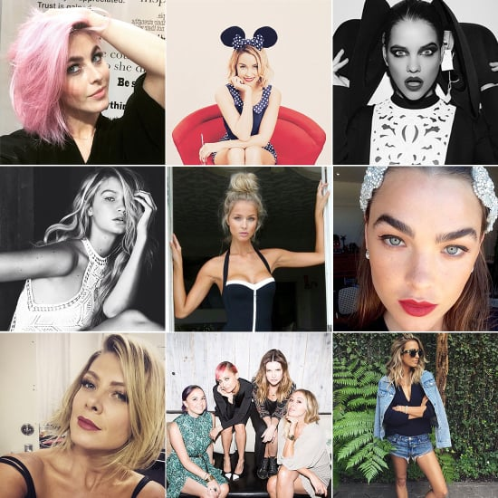 Celebrity Instagram Pictures From April 2015