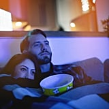 Start watching a TV series together.