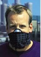 US Cyclists Wearing Masks?