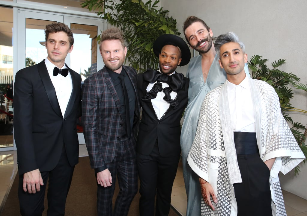 The Queer Eye Castmate With the Best Beauty Evolution