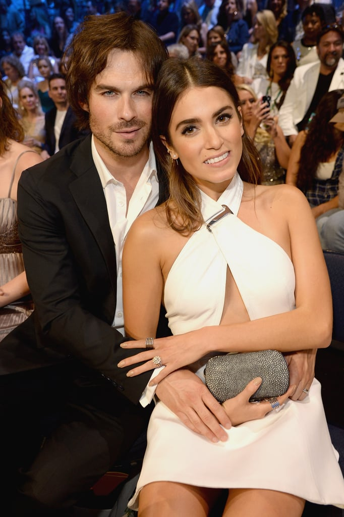 Nikki Reed and Ian Somerhalder Bring Their Newlywed Bliss to the CMT Awards