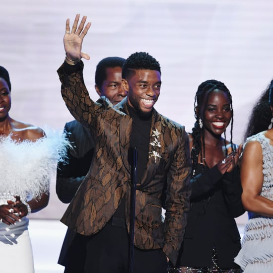 Black Panther Cast Acceptance Speech 2019 SAG Awards Video