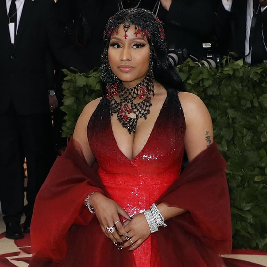 Nicki Minaj Discusses Her Obsession With The Crown