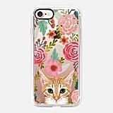 Orange Tabby iPhone 7 Case ($40)