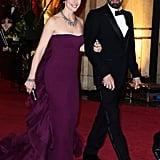 Ben Affleck and Jennifer Garner left the Oscars together.