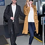 Why does Kate Bosworth have the best airport style? We need to up our travel game.
