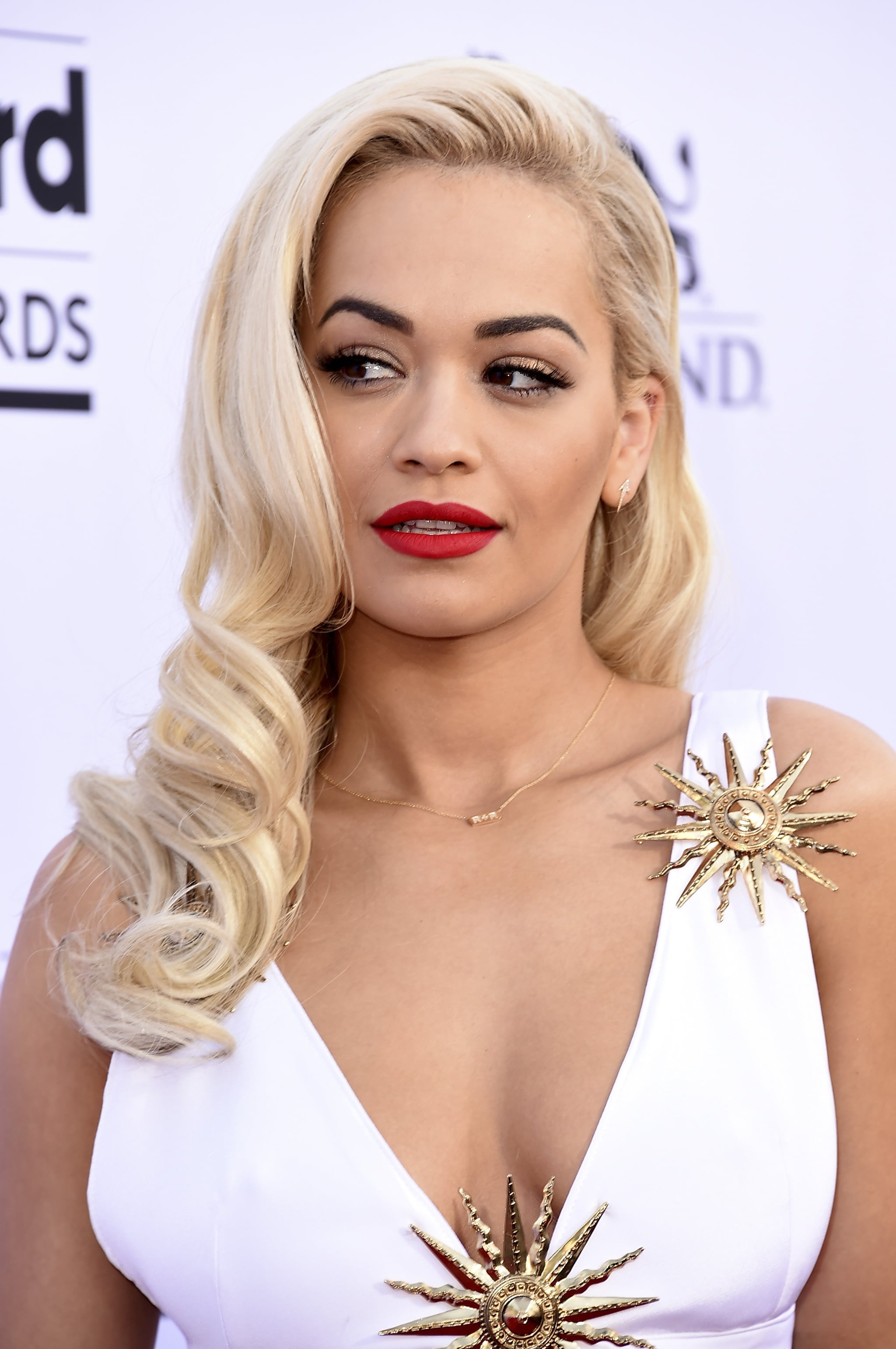 rita ora stop and stare at every beauty look from the