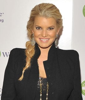 Listen to Jessica Simpsons New Holiday Single