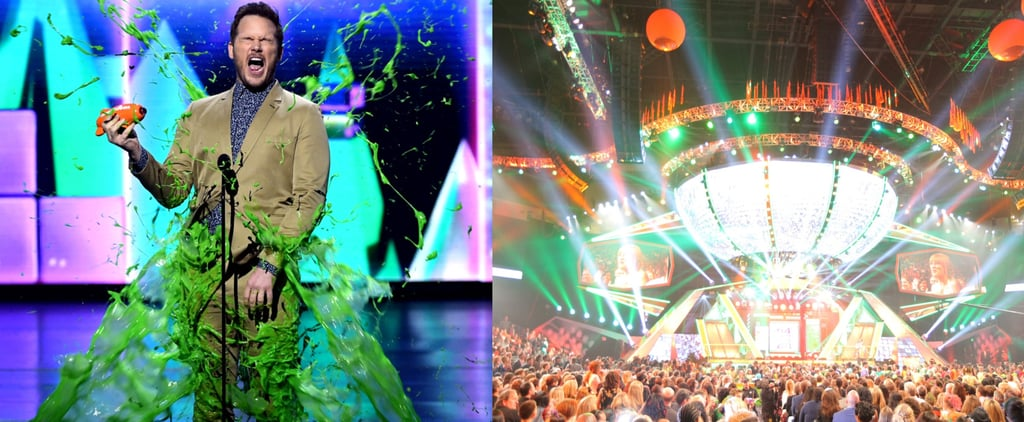 Nickelodeon Kids Choice Awards Abu Dhabi