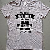 """My Ideal Weight"" T-Shirt"