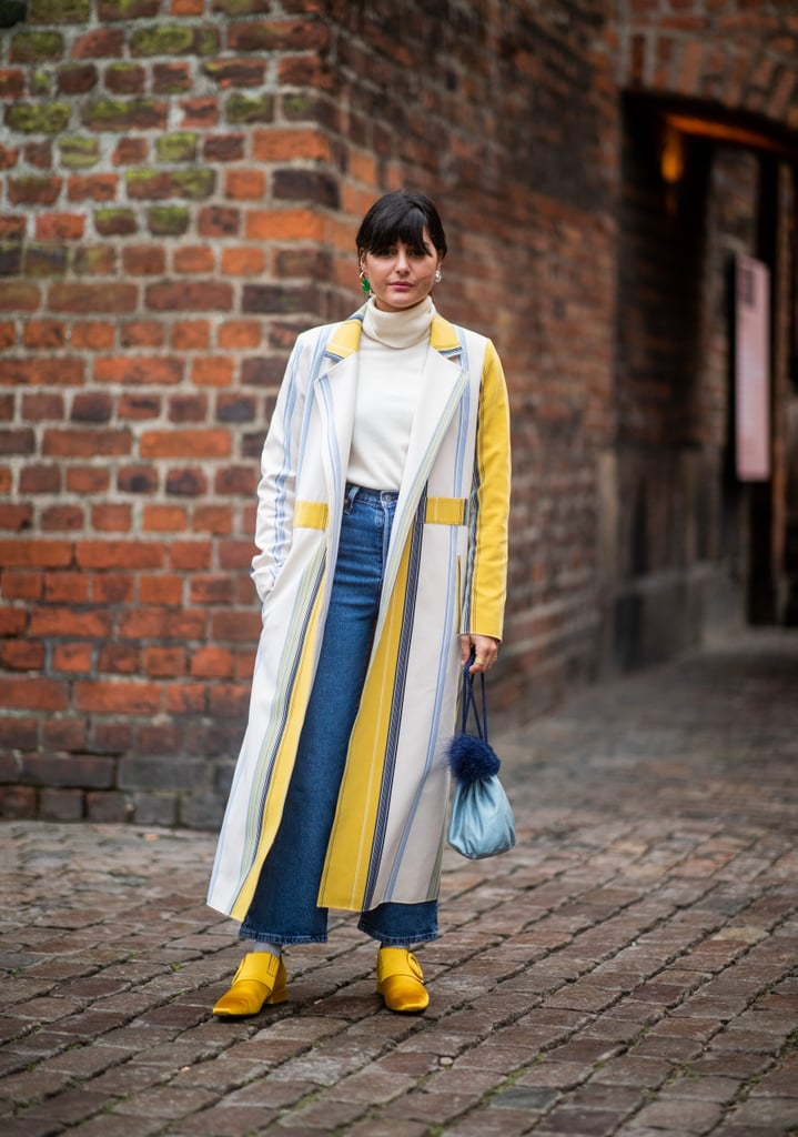 Interject Some Colour Into Your Outfit With Pops of Yellow