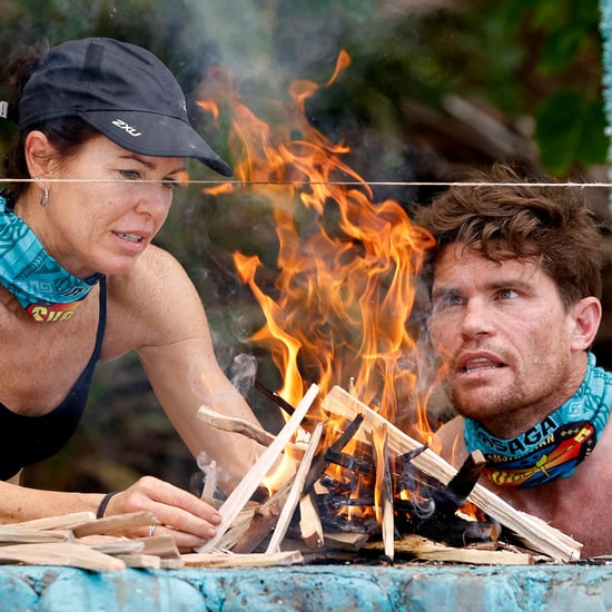 Fire Challenge on Australian Survivor 2017