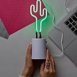 Sunnylife Cactus Neon Light