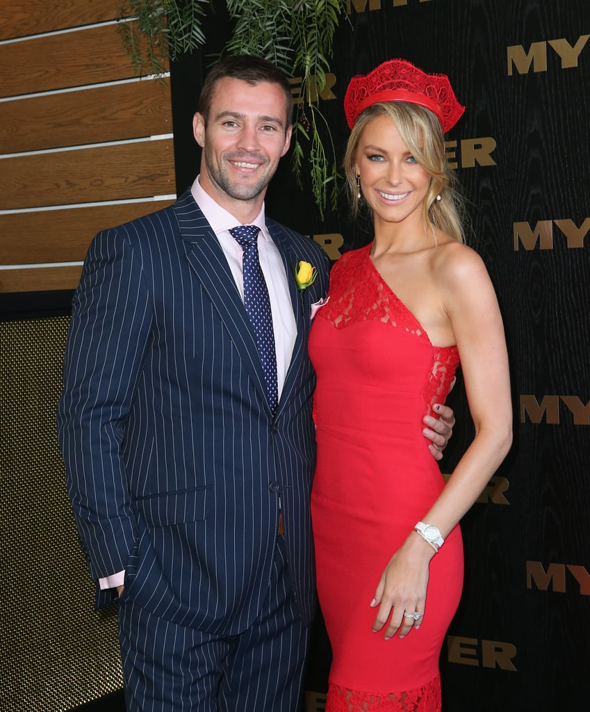 2013: Kris Smith and Jennifer Hawkins