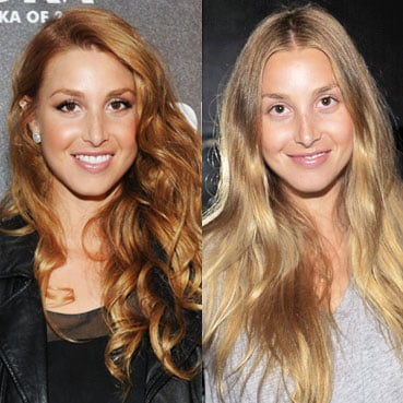 Which Hair Colour Do You Like Best on Whitney Port?