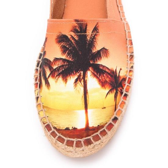 Les motifs palmiers nous font patienter avant l'été !
