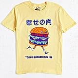 Threadless Tokyo Burger Run Tee ($24)