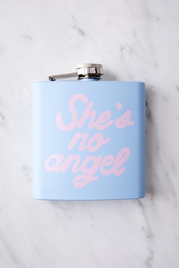 She's No Angel Flask